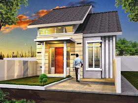 home and equipment: desain rumah minimalis satu lantai