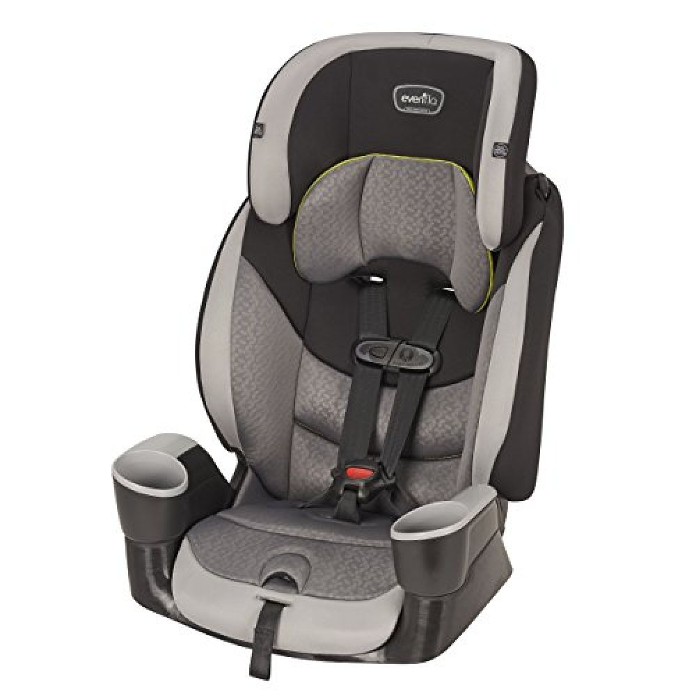 Evenflo Maestro Sport Harness Booster Car Seat Baby in