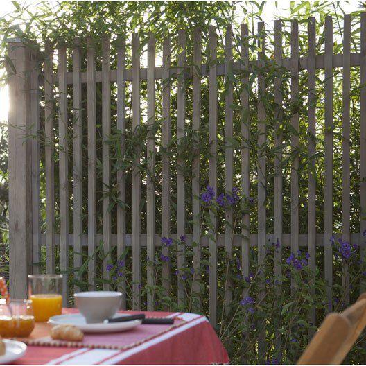 Ganivelle Ou Treillage Bois Du Chataignier Woods Ambiance Ganivelles Treillage Jardin Treillage Bois