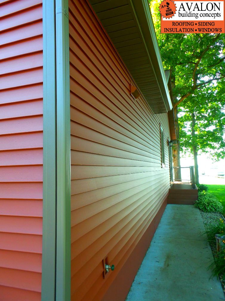New Siding In Shelbyville Avalon Is A Grand Rapids Gaf Master Elite
