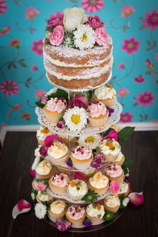 Pin on Rustic celebration cake