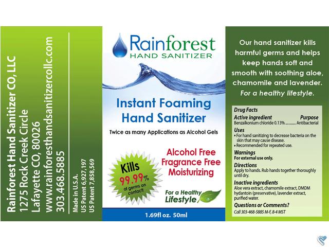 Rainforest Hand Sanitizer Label Rainforest Hand Sanitizer Label Client Winner Rainforest Testimonial Hand Sanitizer Sanitizer Pink Wallpaper Design