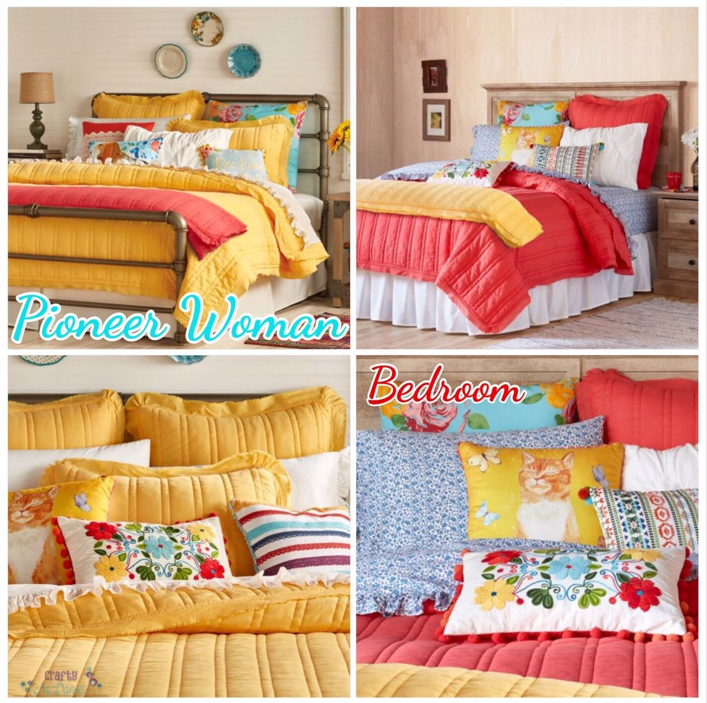 The Pioneer Woman Double Stitch Quilt My Beautiful Home