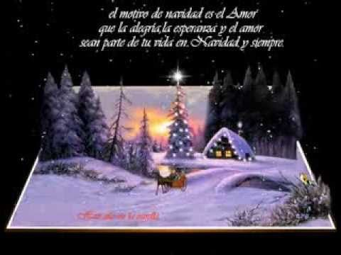 Video Tarjeta De Navidad Animada Para Felicitar La Navidad Happy Christmas Christmas Christmas Time