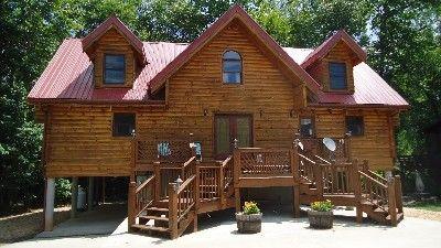 Affordable Helen Georgia Cabin Rentals In North Georgia.