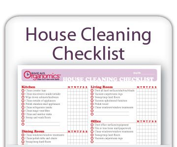 images about Cleaning Checklists  amp  Other Schedules on       images about Cleaning Checklists  amp  Other Schedules on Pinterest   House Cleaning Checklist  Cleaning and Cleaning Schedules