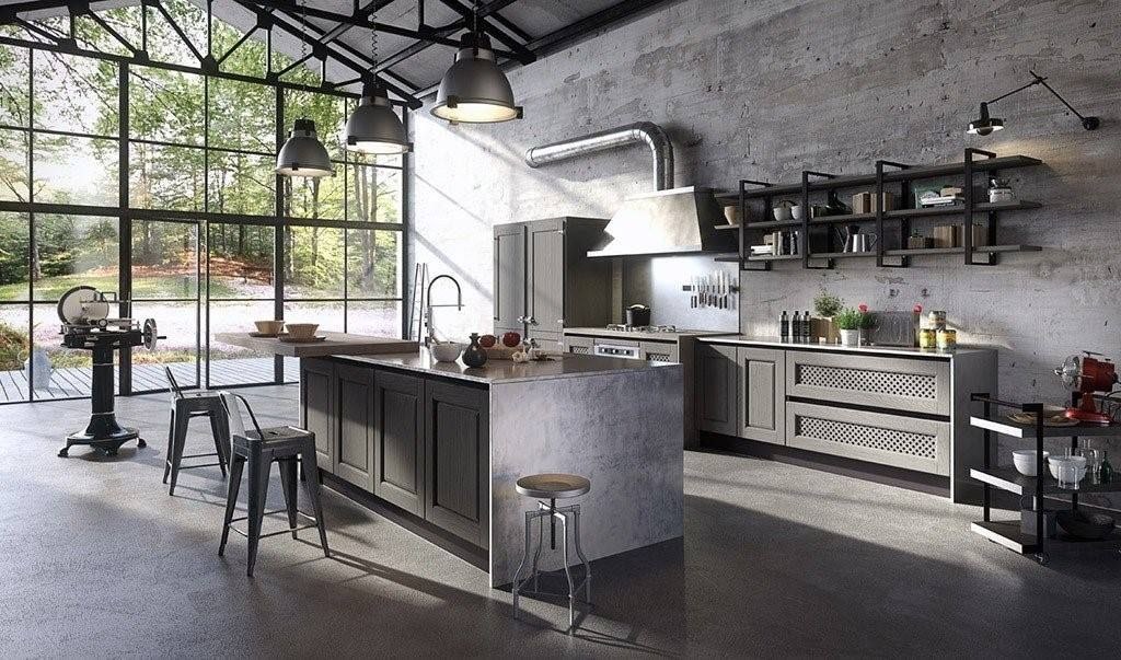 Pin by Meka arredamenti on Idee Cucine con Isola | Pinterest