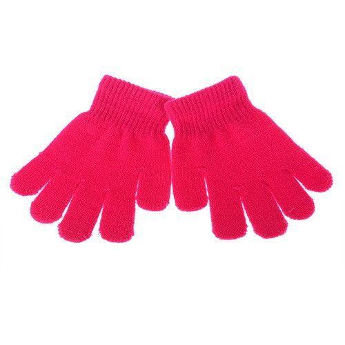 Children Magic Gloves Mittens Girl Boy Kids Stretchy Knitted Winter Warm Gloves
