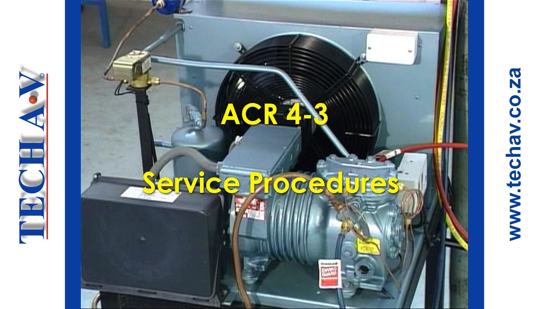 Air Conditioning & Refrigeration Part 19 of 20 Air