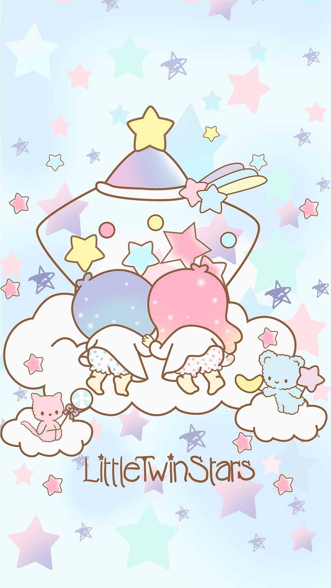 Iphone Wallpapers Little Twin Stars