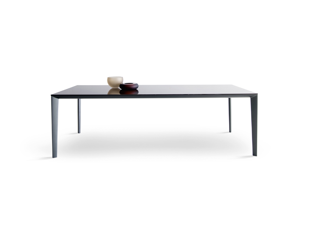Filigree Tables Molteni C In 2020 Table Extension Table Contemporary Dining Table