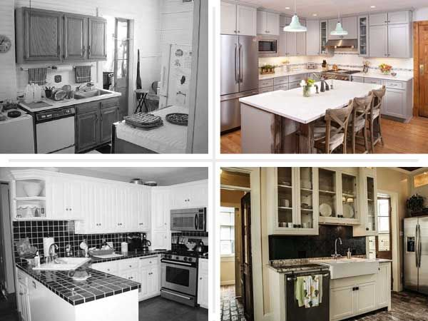 how to order kitchen cabinets best kitchen before and afters 2014 kitchens spaces and 7291