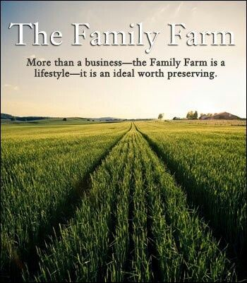 Farming Quotes The Family Farm Is More Than A Business But A Lifestyle Lovin The