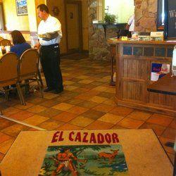 El Cazador Mexican Restaurant 1600 Shady Knoll Avenue Bedford Va 24523 540 586