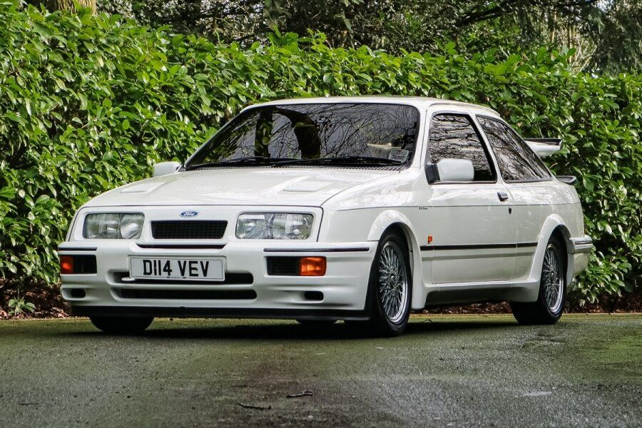 For Sale 1987 Ford Sierra Cosworth Rs500 Prototype Chassis 003
