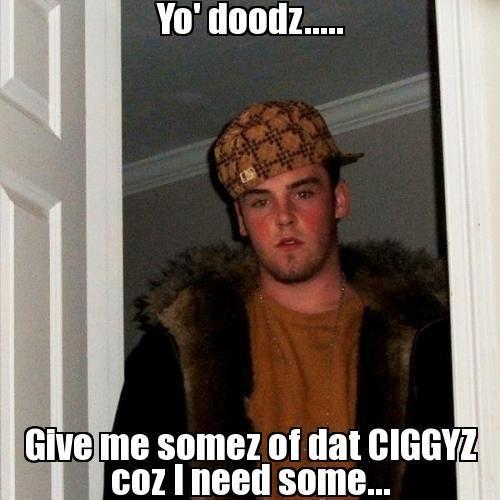 Maybe if you were a little better spoken #scumbagsteve #memes #funnyfails.com