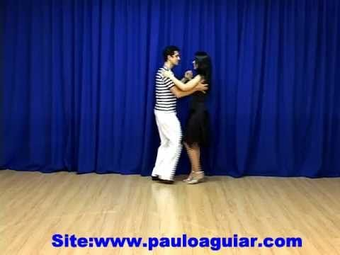 video aula de samba de gafieira