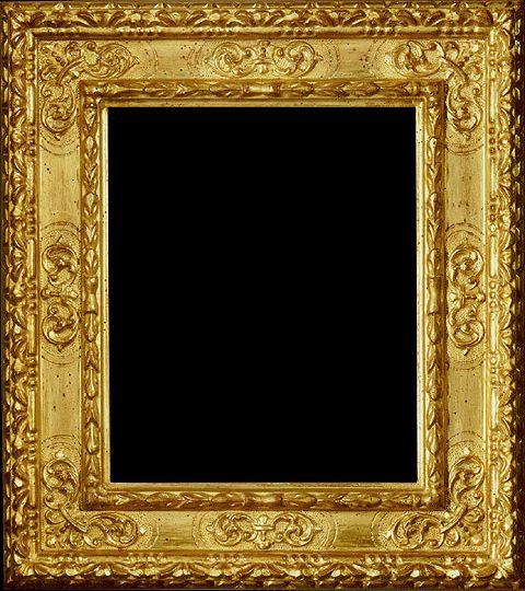 Antique Gold Frame Offered by Laboratorio Federici Made in