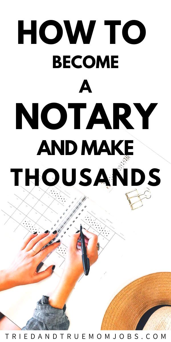 How To Become A Notary From A Notary Public in 202