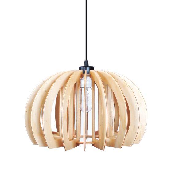Wooden pendant light rotundus pendant light natural made in wooden pendant light rotundus pendant by mutatingcreatures aloadofball Images
