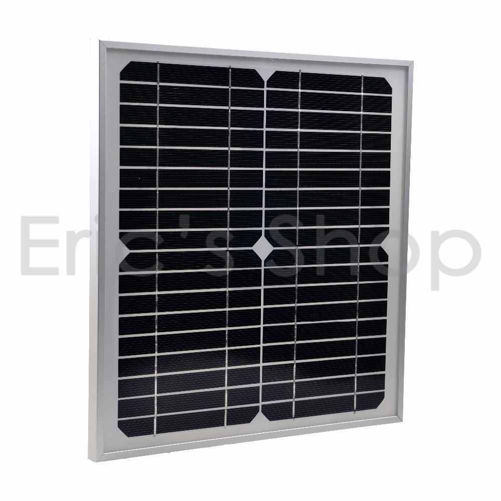 Best Price 10w 18v Polycrystalline Silicon Solar Panel Used For 12v Pv Solar Cell Energy Power Charger Solar Pv Panels