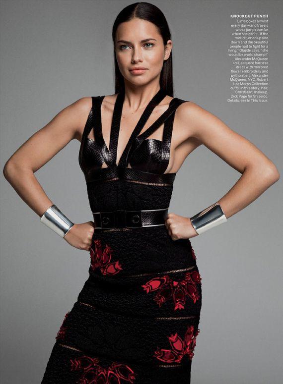 Shape Shifters – Vogue April 2015
