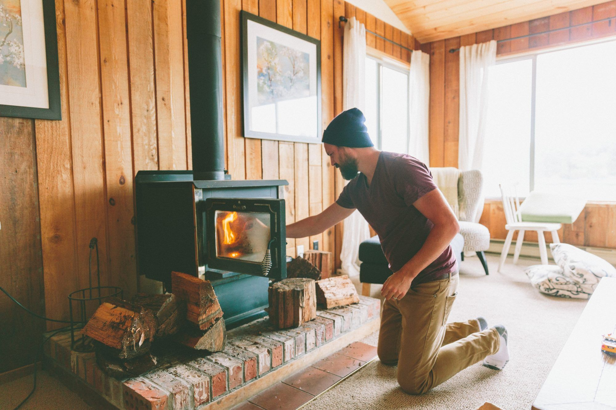 These Cabin Inspired Decor Ideas Will Turn Your Home Into A Cozy