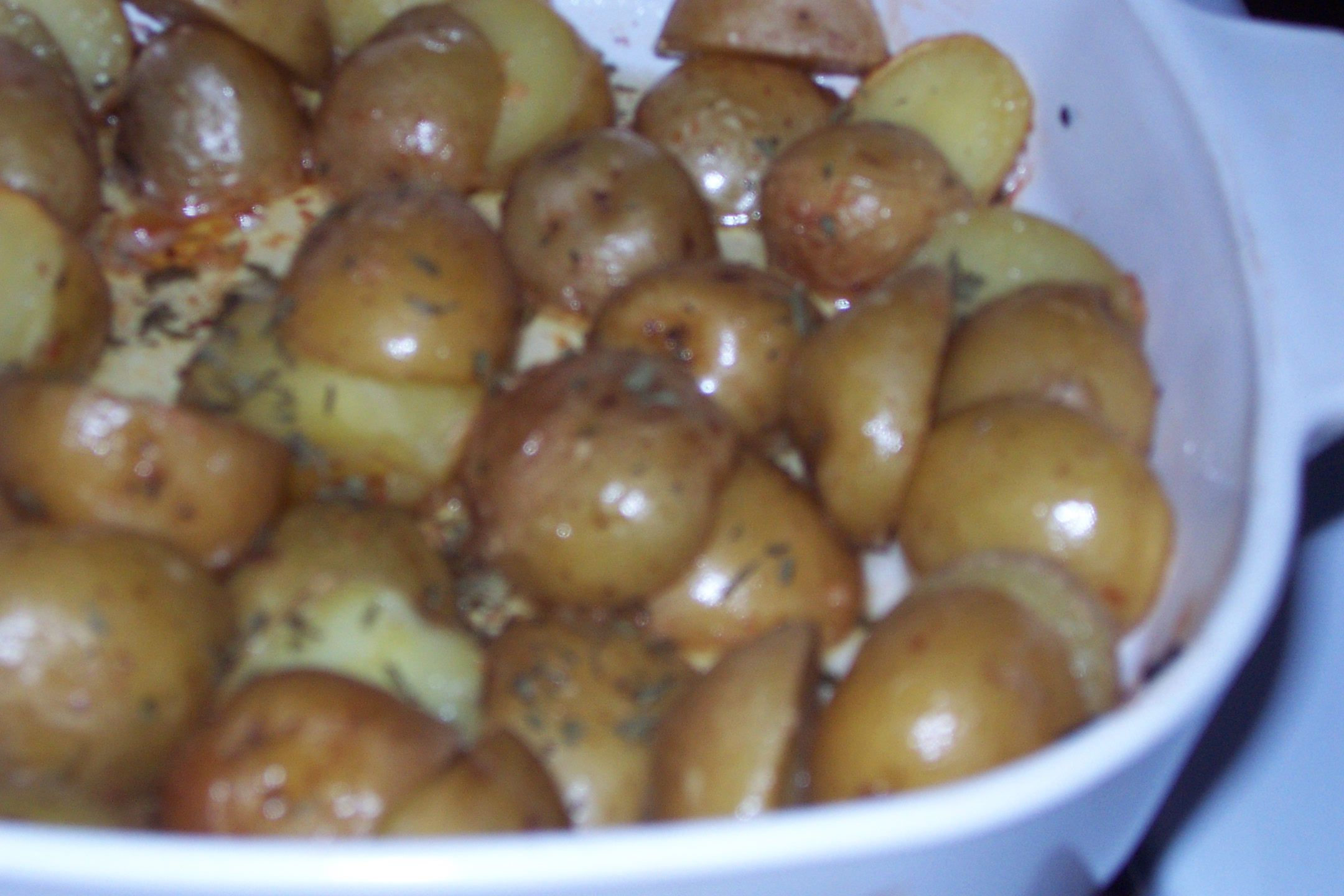 I made my potatoes like this because martin wouldnt like the i made my potatoes like this because martin wouldnt like the recipe on the package i turned the oven on 350 degrees i sliced 34 pound of baby yellow forumfinder Choice Image