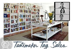 Our Tastemaker Tag Sale with One Kings Lane just went live!! Hurry & scoop up the best titles!!