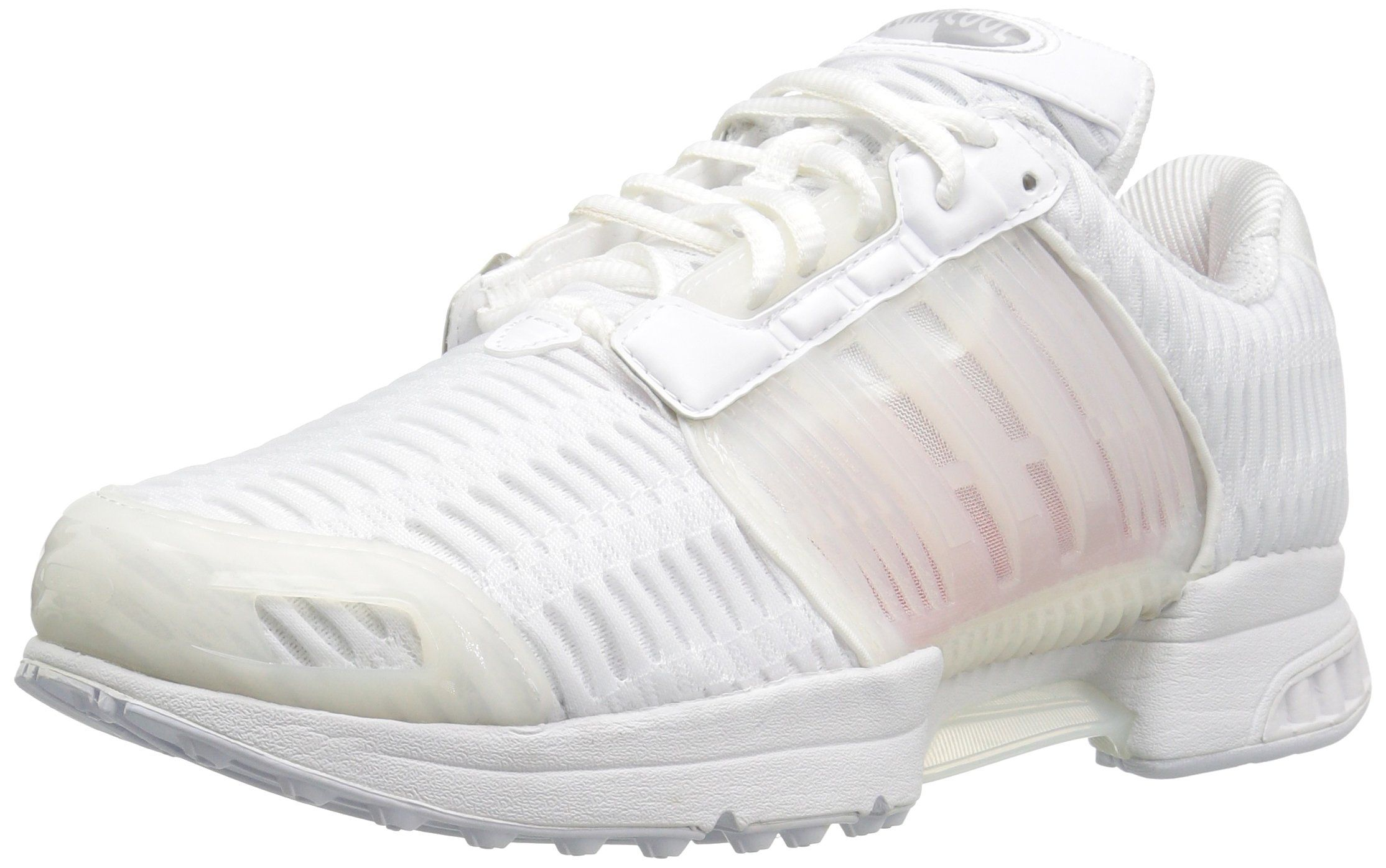 competitive price 6b894 2275d adidas Originals Mens Shoes  Climacool 1 Fashion Sneakers, White  White   White,