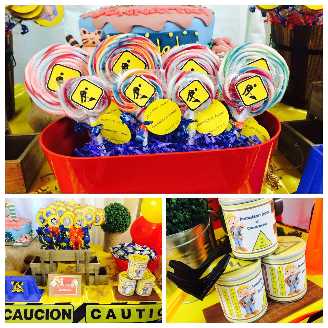Candy bar en decoraci n de cumplea os de bod el - Decoracion cumpleanos infantiles ...