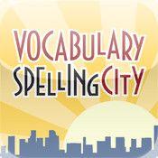 Link To Vocabularyspellingcity App On Itunes Spelling Apps Spelling City Kids App