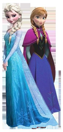 Frozen Imágenes De Ana Y Elsa Clip Art Frozen Pinterest