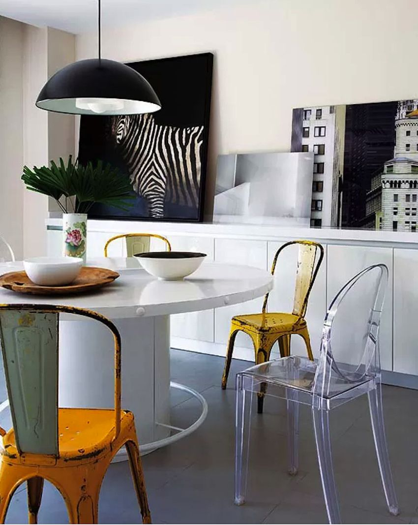 Modern Dining Tables Team Selected 10 Room Ideas With Chairs By Philippe Starck One Of The Most Iconic Product Designer In World