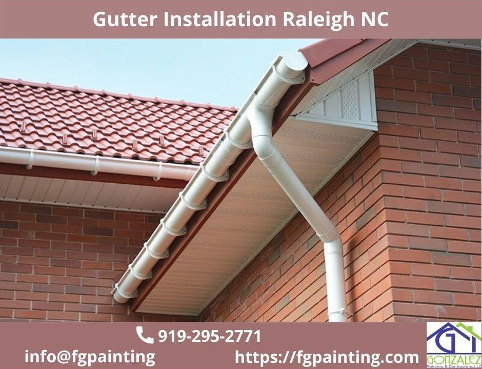Gutter Installation Raleigh