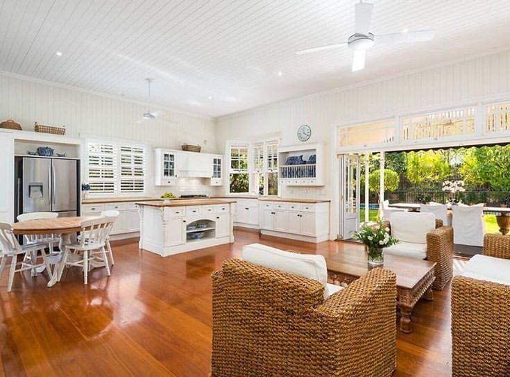 pin by kathy mcleod on queenslander reno home decor home decor on kitchen interior queenslander id=76418