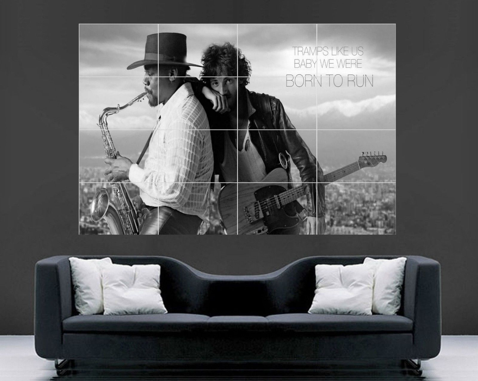 Genial Bruce Springsteen Poster (Giant Wall Art)