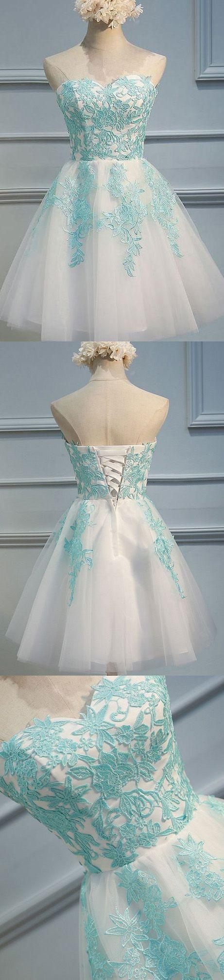 Sleeveless Party Dresses, Ivory Sleeveless Party Dresses, Short ...