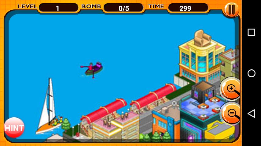 City Bomb Squad Adventure Games Squad Bombs