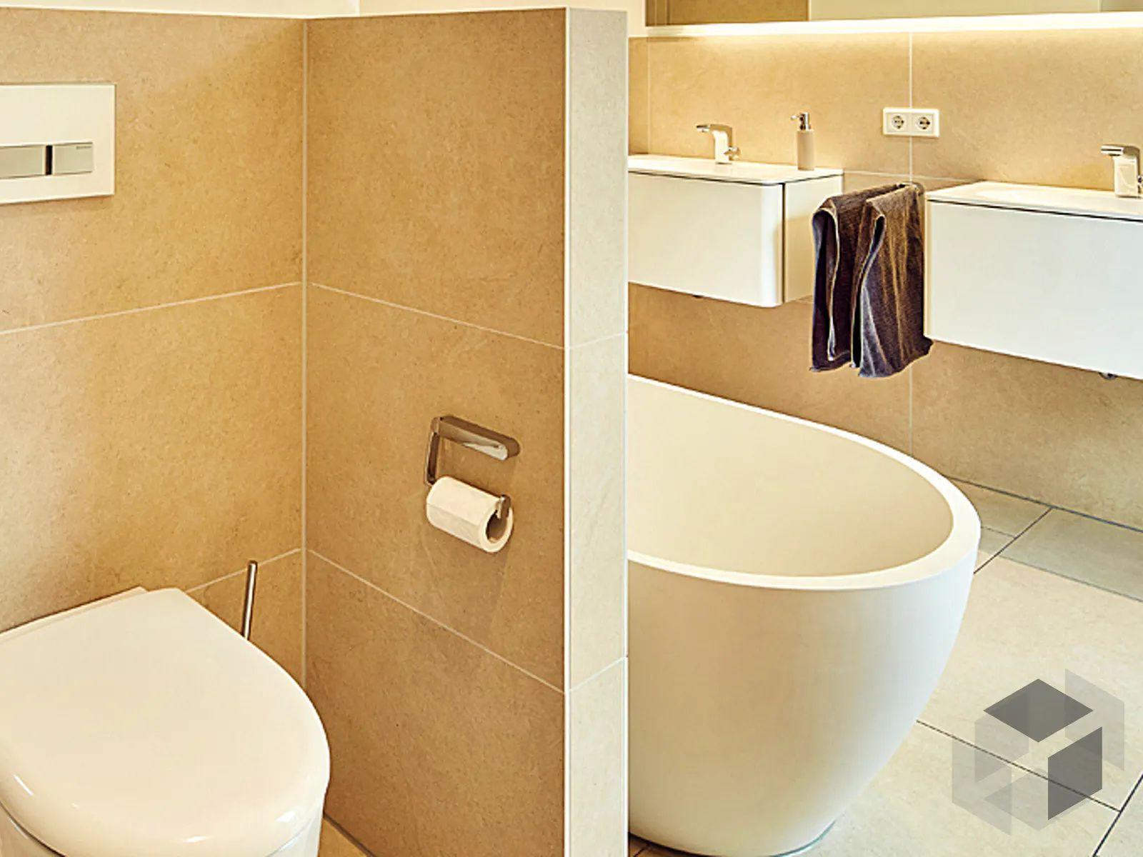 Badezimmer Einfamilienhaus Bungalow Walmdach 167 Von Luxhaus Hauser Und Anbieter Schnell Und Einfach Vergleichen Finden Sie Jetzt Ih