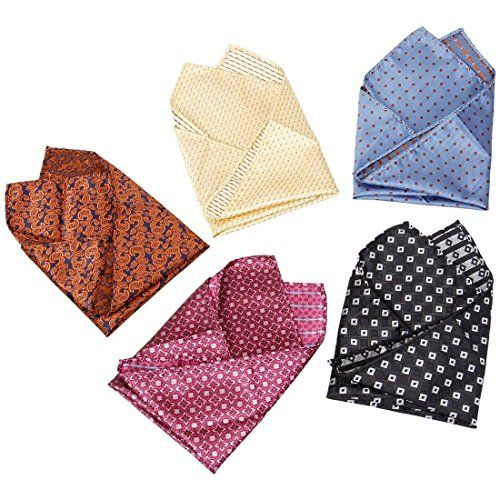 DIY Faux Pocket Squares Mad in Crafts
