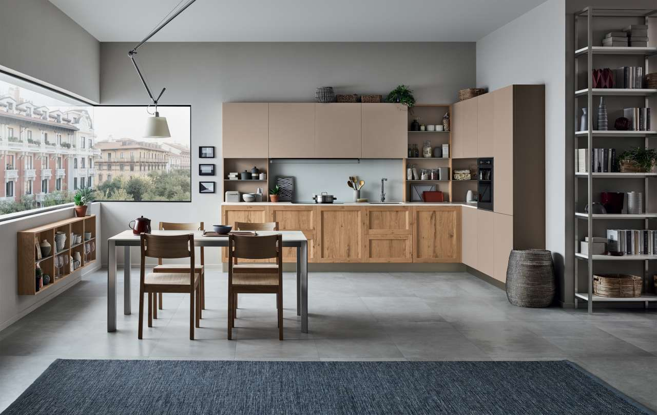 Cucina Componibile Veneta Cucine.Fuorisalone 2019 Veneta Cucine Ambiente Cucina Il