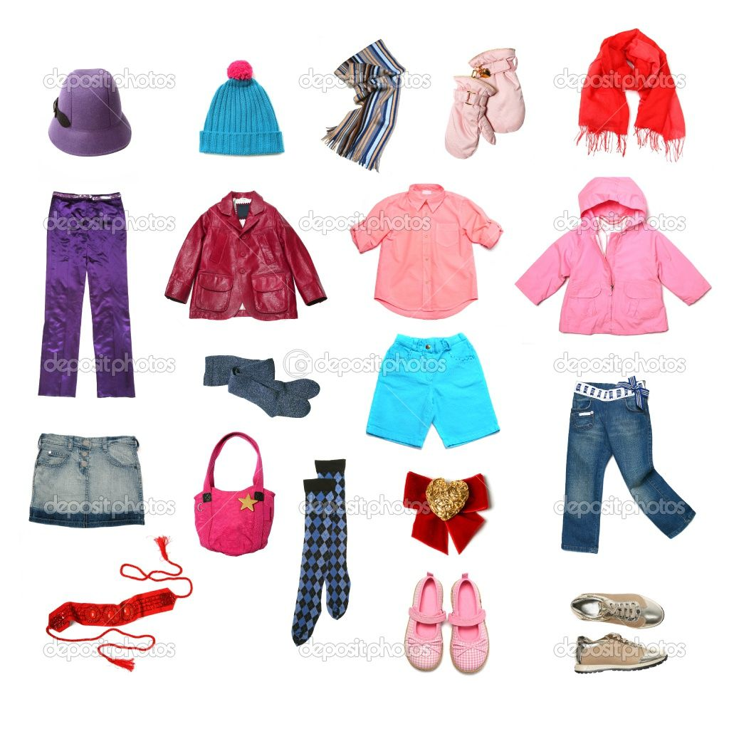 Clipart Free Clothes
