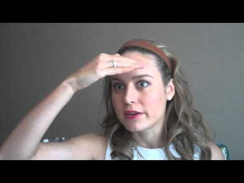 'Room' Best Actress Contender Brie Larson - YouTube
