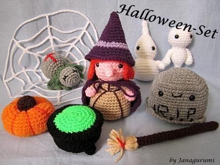 Halloween-Set\