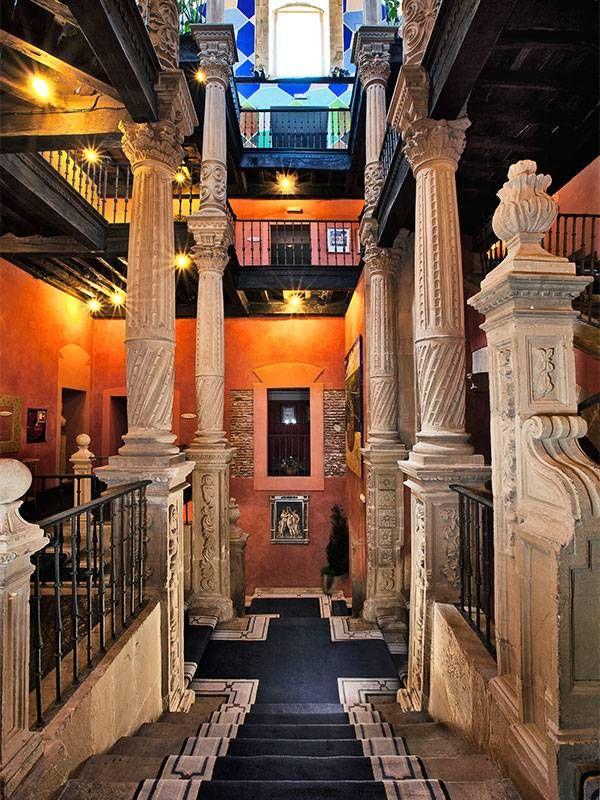 Hotel Con Encanto En Santander Hotel Real Santander Hoteles