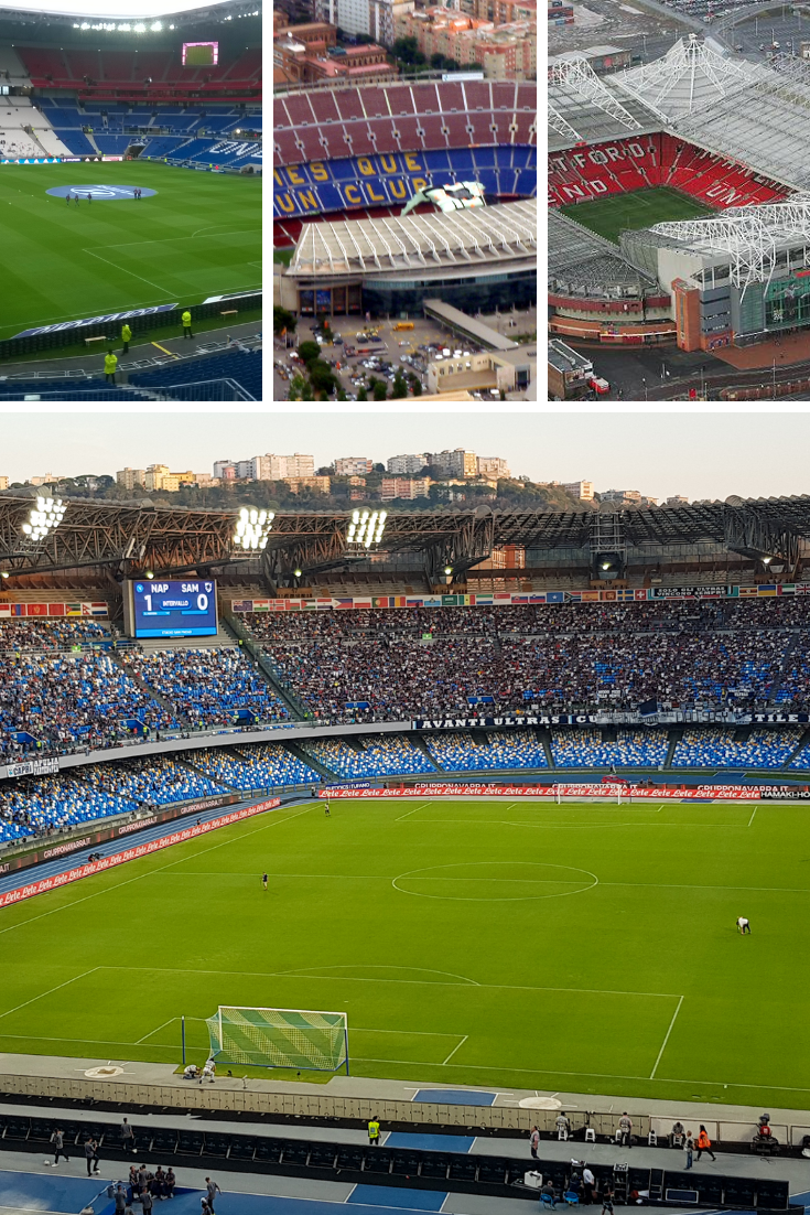 How Well Do You Know Your European Soccer Stadiums Soccer Stadium European Soccer Soccer