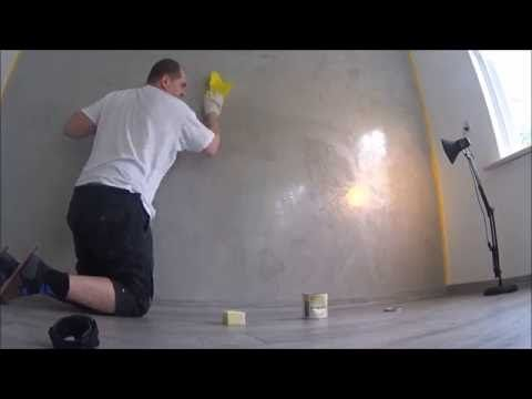 Marmorino Decorative Plaster Sto Stiuk Wenecki Youtube Decorative Plaster Plaster Stucco