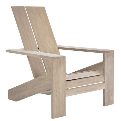 Great Camp Adirondack Chair Outdoor Furniture Chairs Modern