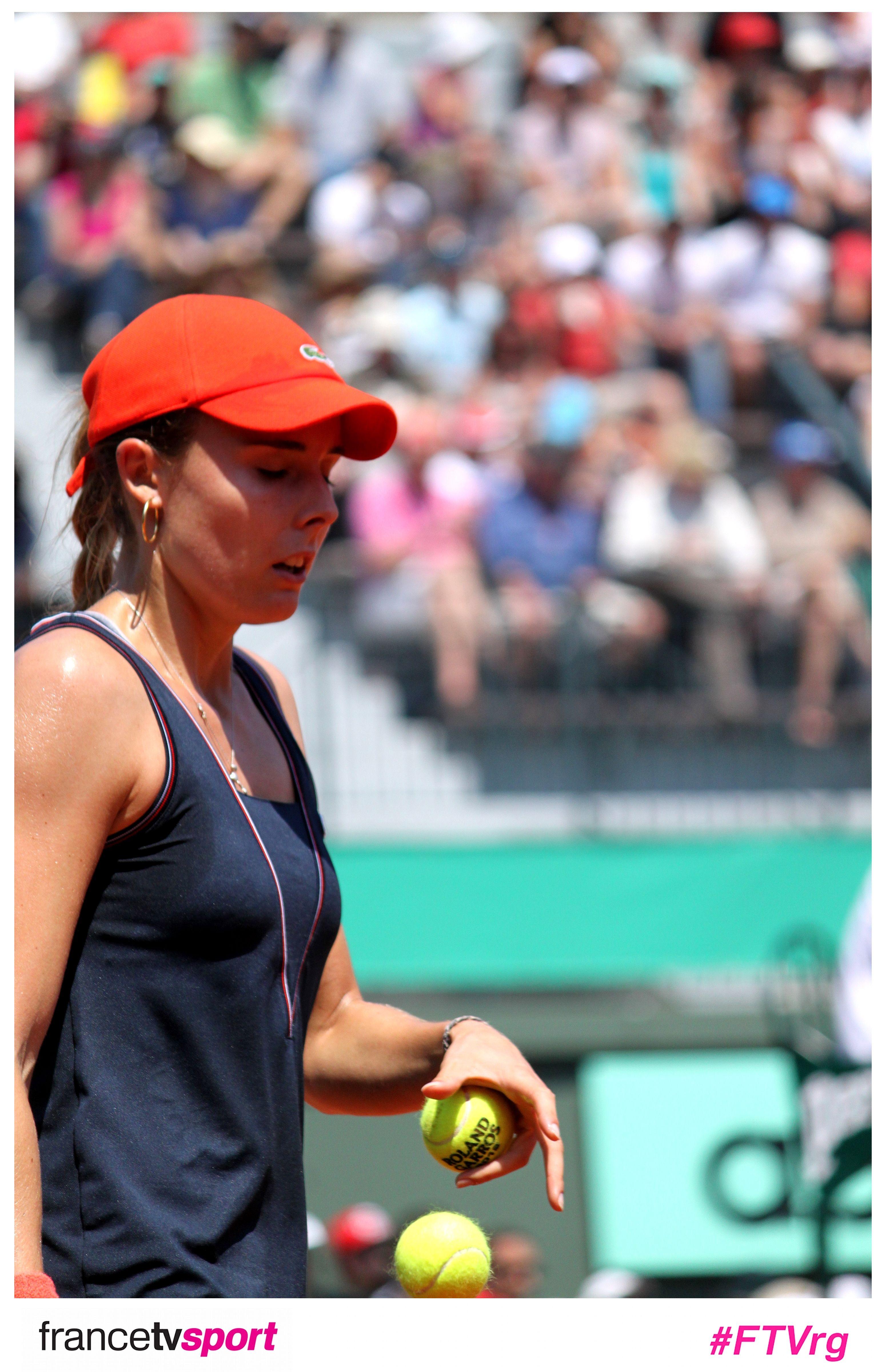 Alizée Suivez Roland Garros sur francetvsport et